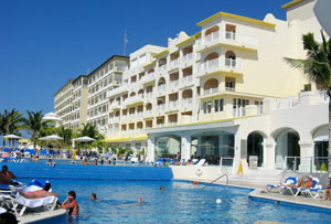 The family travel network for Number one all inclusive resort