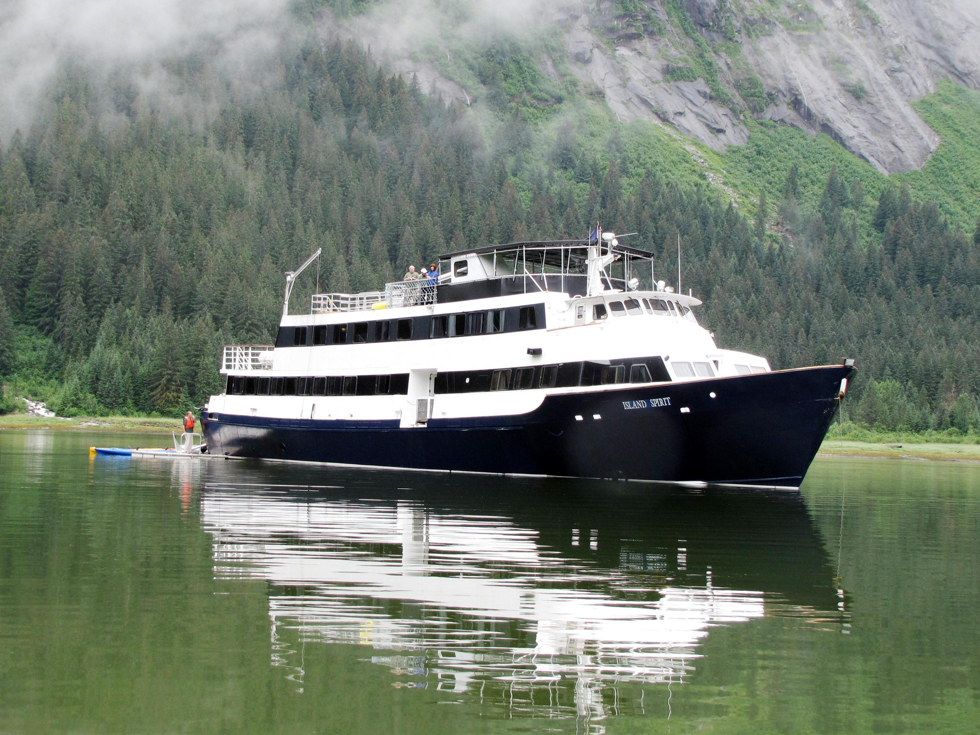 small boats alaska